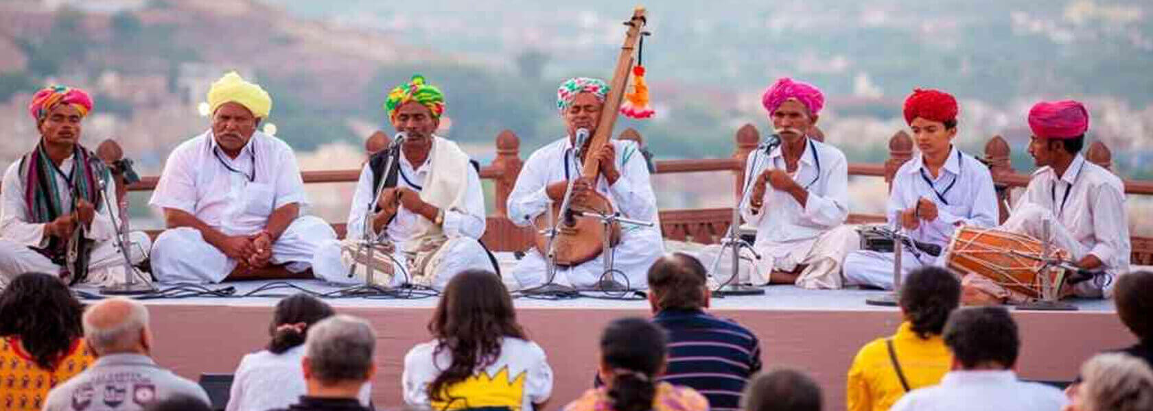 Rajasthan Folk Musician Communities