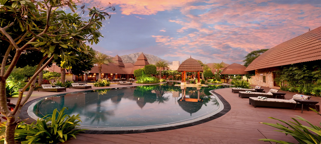 Ananta Spa & Resorts Exterior