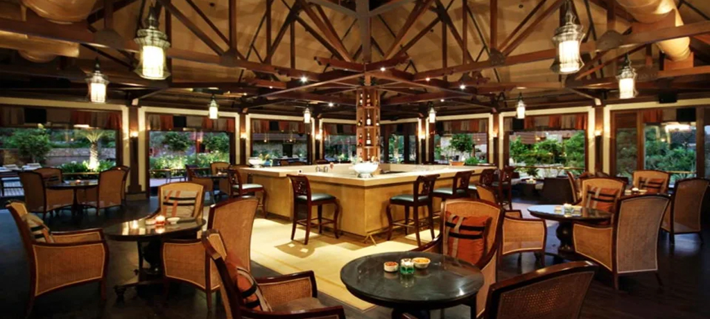 Ananta Spa & Resorts restaurant