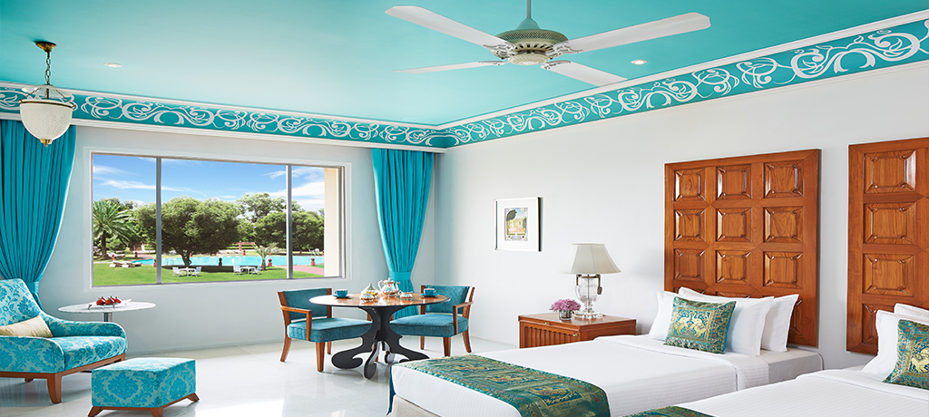 Jai Mahal Palace Luxury Room