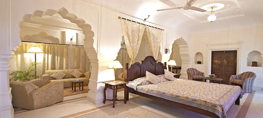 Nimaj Palace Single Bed Room