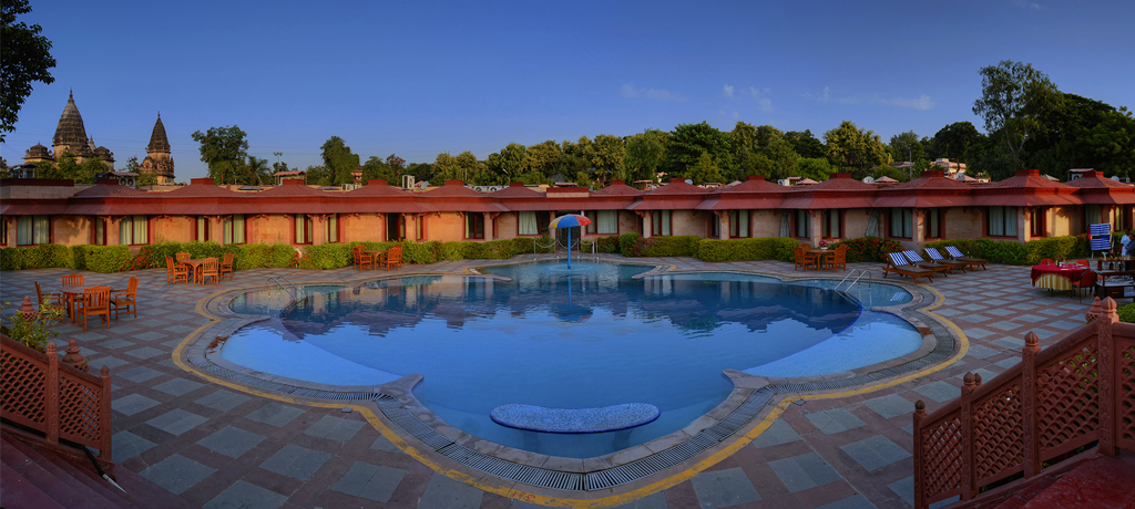 Orchha Resort Exterior