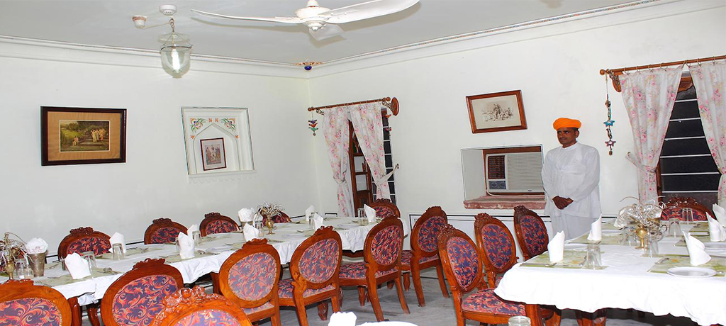 Pushkar Palace restaurant