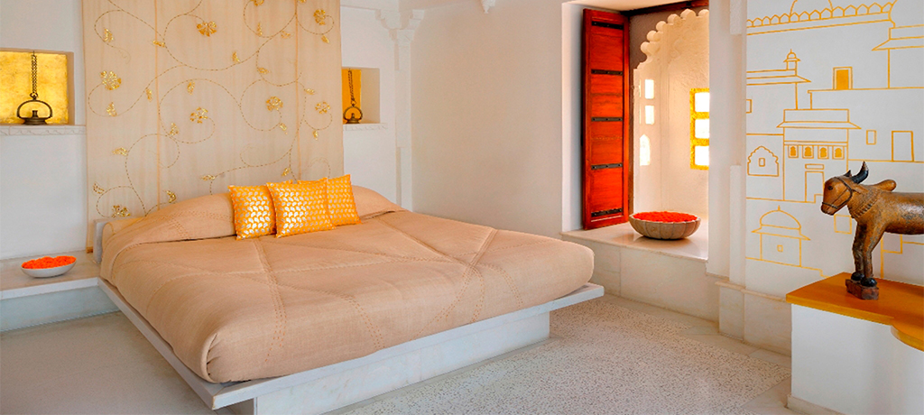 Rass Devigarh room