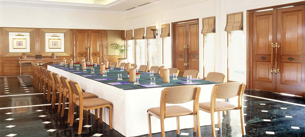 Trident Hotel meeting room, Udaipur