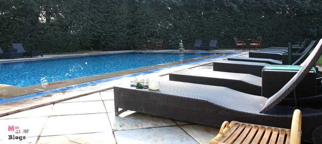 Vivanta Sawai Madhopur Lodge pool