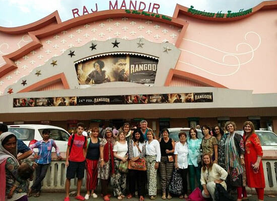rajmandir cinema